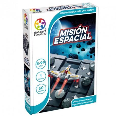 Missió Espacial - joc de lògica per 1 jugador