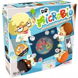Dr. Microbio - habilidoso juego de lógica y rapidez