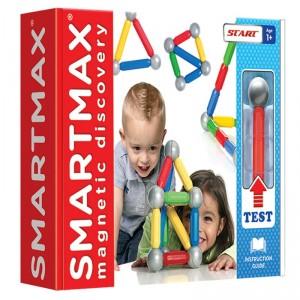 SmartMax Set Iniciación - juego de construcción magnético 23 pzas.