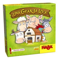 Una Granja Loca - juego de memoria para 2-4 jugadores versión mini