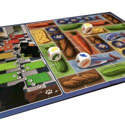 Mmm! - Juego de dados cooperativo para 1-6 jugadores