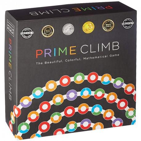 Prime Climb - juego matemático