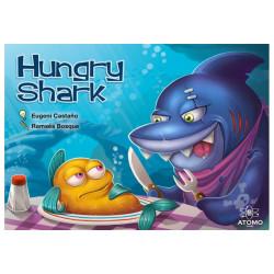 Hungry Shark - juego de cartas de cálculo rápido para 2-8 jugadores