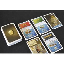 Port Royal - juego de cartas para 2-5 jugadores con ingenio