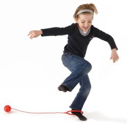 6 aros de tobillo - juego de habilidad