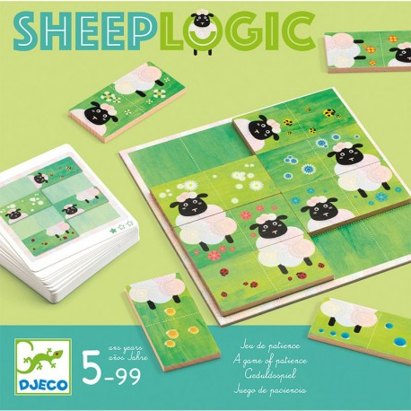 Sheep Logic - Juego de lógica