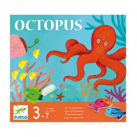 Octopus - juego cooperativo para 2-4 jugadores