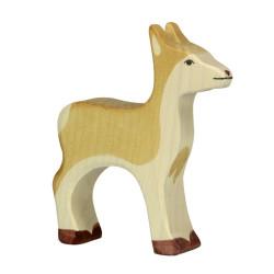 Corzo - animal de madera