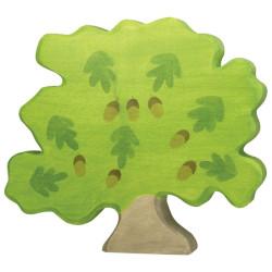 Roble - planta de madera
