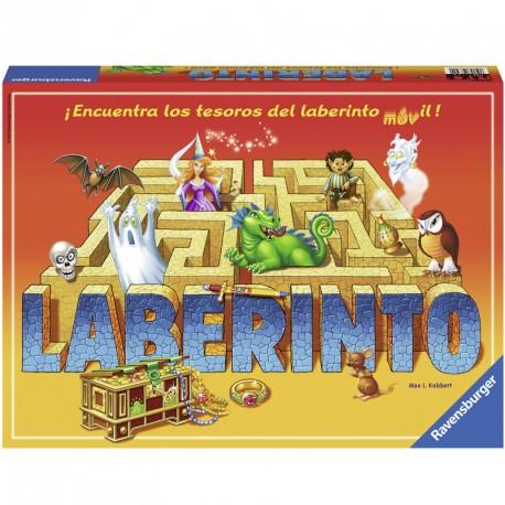 Laberinto - juego de estrategia para 2-4 jugadores