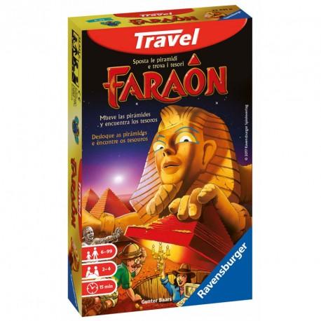 Faraón - astuto juego de memoria para 1-5 jugadores