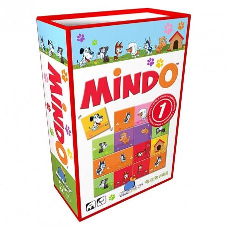 Mindo Perros - Mi primer juego de lógica