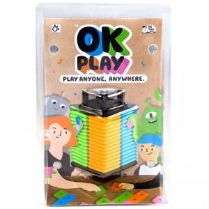 OK PLAY - juego con fichas de estrategia para 2-4 jugadores