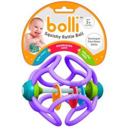 Bolli - bola suave y sensorial color lila