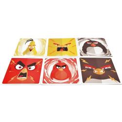 Gobb it Edición Angry Birds- juego de cartas y acción