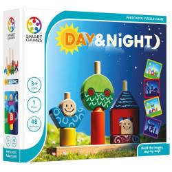 Dia y Noche - juego de lógica para los más peques