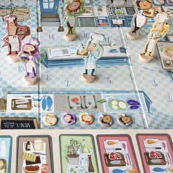 Chefs: Cocineros de Marbushka - juego táctico para 2-6 jugadores