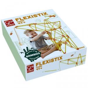 Flexistix Construcción Creativa - Grua de vigas 95 pzas.