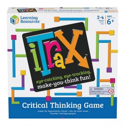 Itrax - juego de agudeza visual para 2-4 jugadores