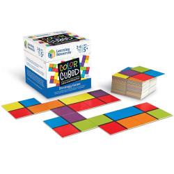 Color Cubed - juego de estrategia y asociación de colores para 2-6 jugadores