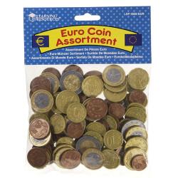 Set de monedas de Euro - dinero de juguete
