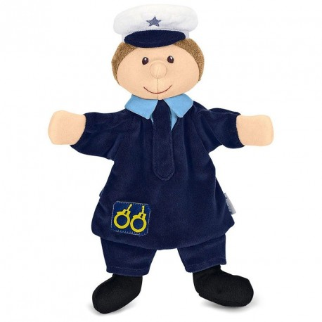 Marioneta Policía