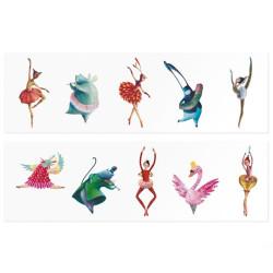 Tatuajes Bailarinas