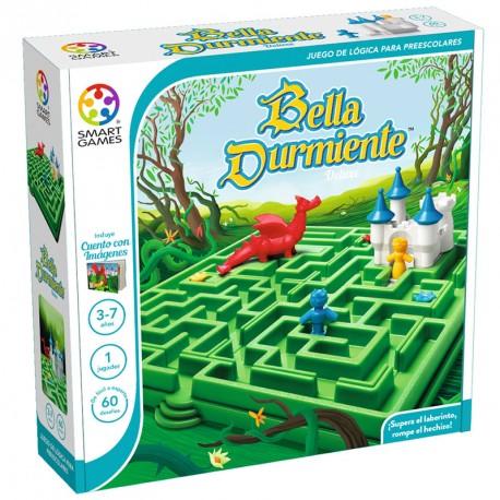 Bella Durmiente Deluxe - juego de lógica para preescolares