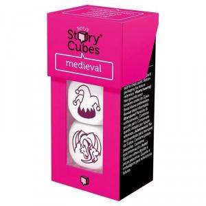 Rory's Story Cubes Medieval - extensión de 3 dados para crear historias