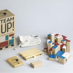 Team Up:  En equipo- Juego cooperativo para 1-4 jugadores