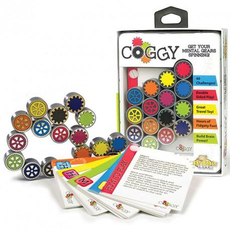 Coggy - Rompecabezas con engranajes para 1 jugador