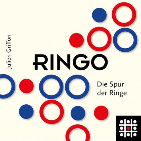 RINGO - juego de estratégia para 2 jugadores