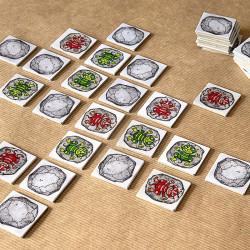 ZWOGGEL - juego de estratégia,memoria y faroleo para 2-4 jugadores