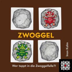 ZWOGGEL - juego de estrategia, memoria y faroleo para 2-4 jugadores