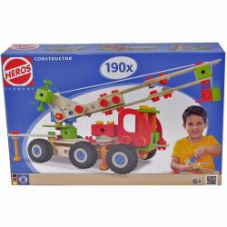Constructor Grúa 190 - Juego de construcción