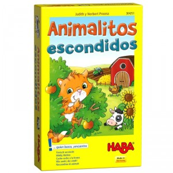 Animalitos Escondidos - animado juego de esconder y buscar para 2-4 jugadores