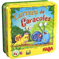 Carrera de Caracoles - juego de dados para 2-4 jugadores