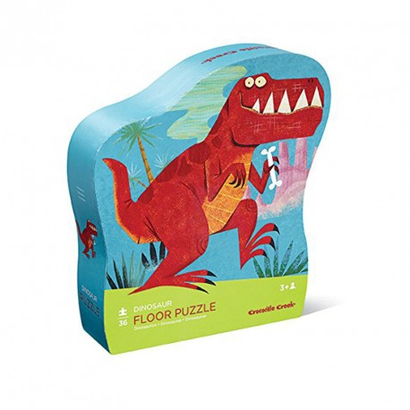 Puzzle de suelo Dinosaurios - 36 pzas.