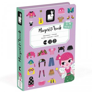 Magneti'book - Disfraces chicas