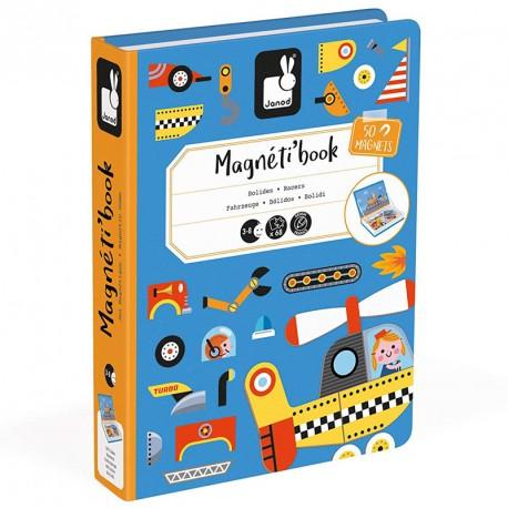Magneti'book - Vehículos y bólidos