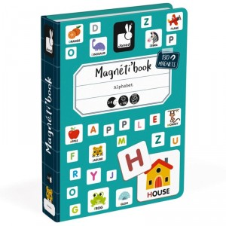Magneti'book - Alfabeto en inglés