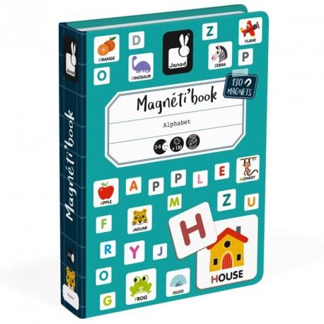 Magneti'book - Alfabet en anglès