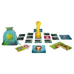 Jungle Speed Kids - juego de cartas de atención para peques