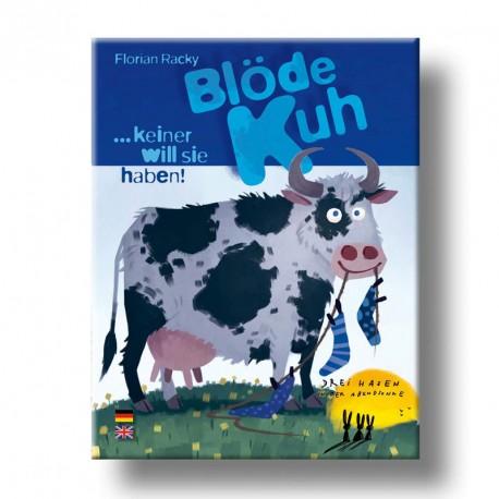 Blöde Kuh: La vaca chifalada - juego de cartas para 3-6 jugadores