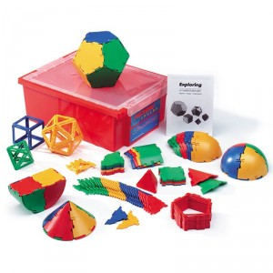 Polydron Sphera set mixto 150 piezas - juguete de formas geométricas
