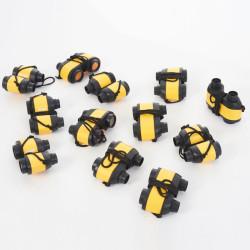Prismáticos 3x28mm - pack de 12 para el aula