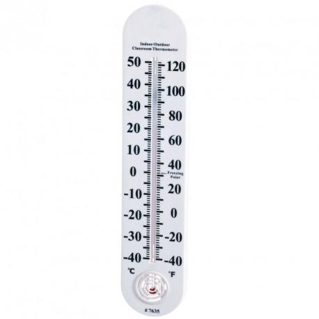 Termòmetre interior/exterior gran ºC i ºF