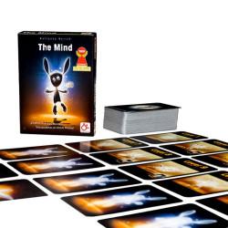 The Mind - juego de cartas para 2-4 jugadores