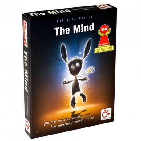 The Mind - joc de cartes per a 2-4 jugadors