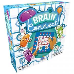 Brain Connect - Juego de ejercicios hábiles y mentales para 2-4 jugadores